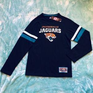 NWT Majestic | Jacksonville Jaguars Long Sleeve